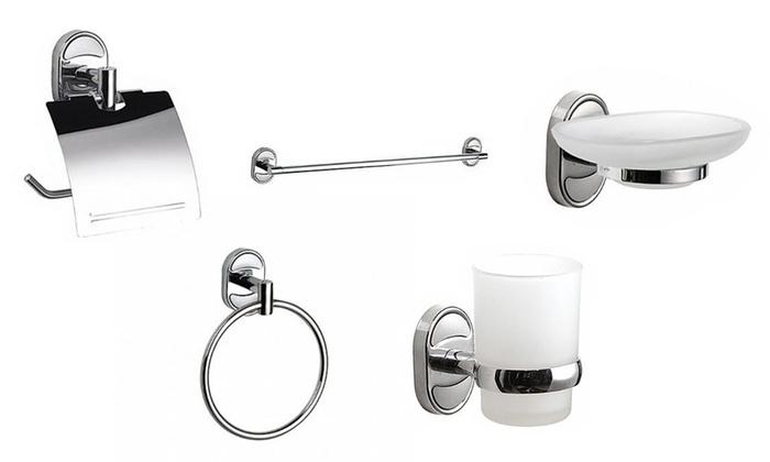 Set accessori bagno groupon goods
