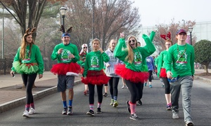 Up 40% Off Entry to Charlotte Jingle Bell Run on December 10 at 2016 Charlotte Jingle Bell Run, plus 9.0% Cash Back from Ebates.