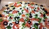 Freshslice Pizza -- Coquitlam Centre - Town Centre: Two Medium Pizzas with Pop, or Two Medium Pizzas with Pop and Pasta Platter at FreshSlice Pizza (Up to 51% Off)