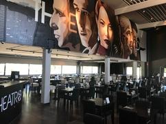 Theatro Mechelen: 3 gangen menu à la carte én bioscoopticket UGC vanaf € 24,90 bij Theatro Mechelen