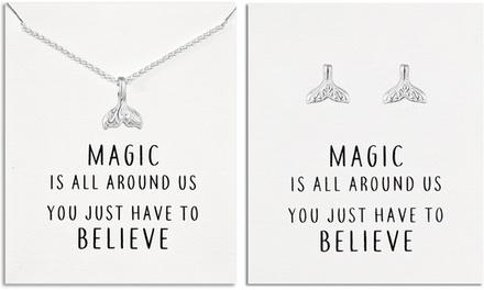 Philip Jones Mermaid Jewellery