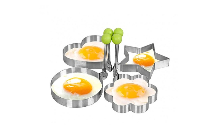 Formine per cottura uova
