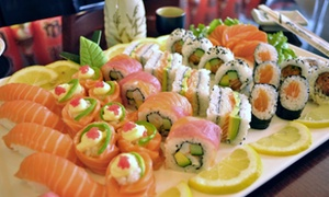 Delicious: Mixed Sushi Platters from R111 at Delicious (Up to 52% Off)