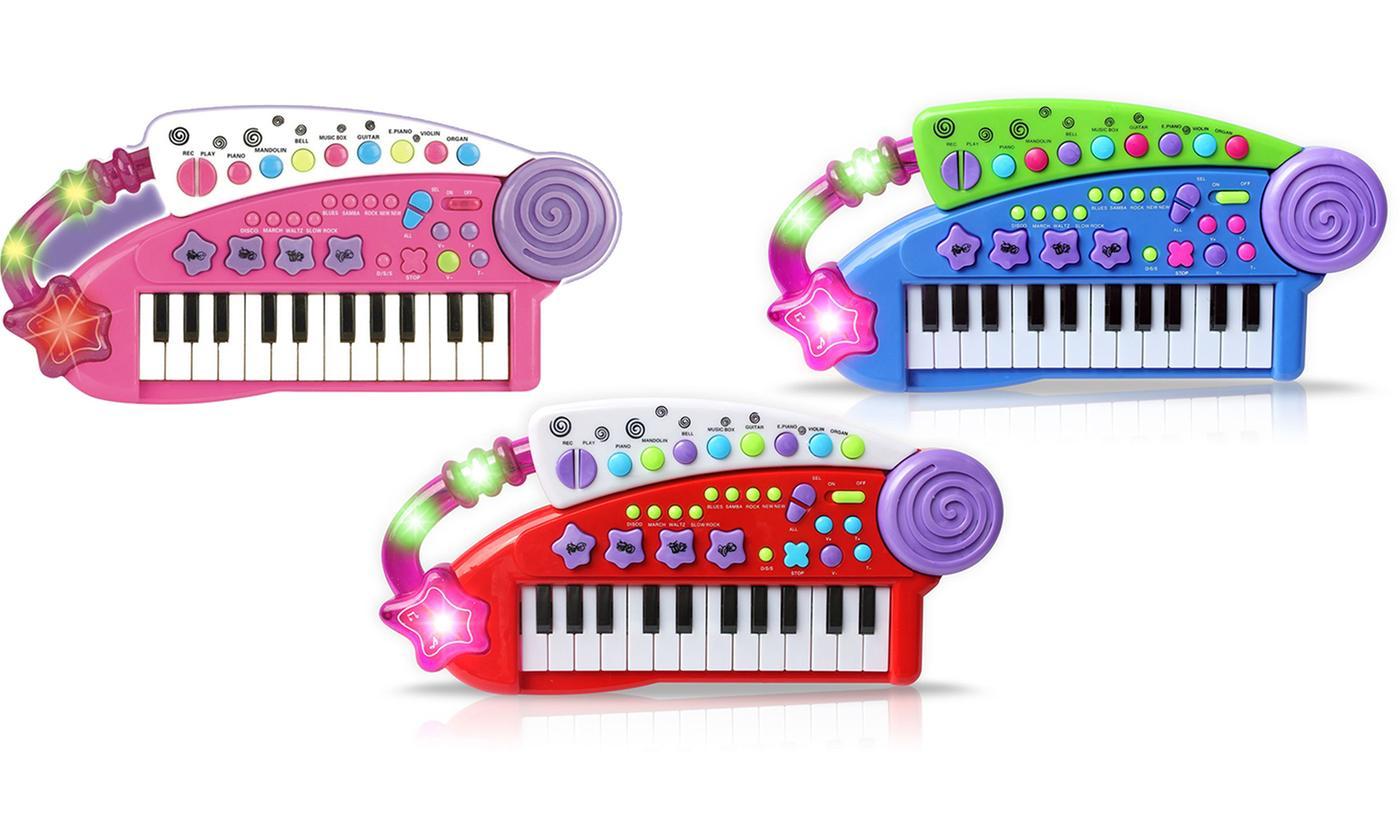 SOKA Carry-Along Toy Keyboard