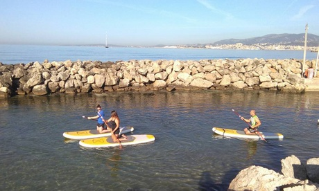 3 horas de paddle surf para 2, 4, 6 u 8 personas desde 14,95€ enCoco Loco