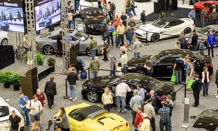 Minneapolis Auto Show >> Twin Cities Auto Show
