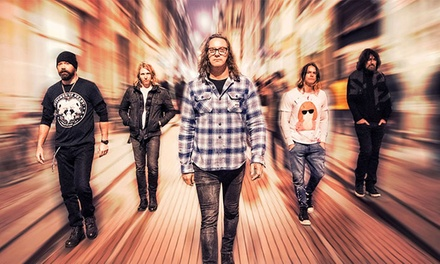 Candlebox w/ special guest Jimmie's Chicken Shack on Saturday, October 19, at 8 p.m.