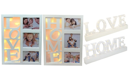 LightUp LED Signs or Photo Frames