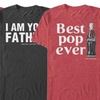 Epic Licensed Dad Tees in Extended Sizes