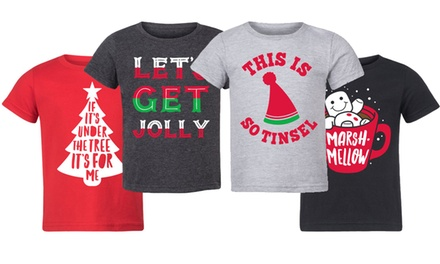 Toddler Holiday Tee