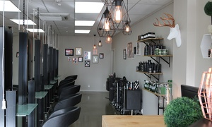 Blush Hair and Beauty Lounge: $35 Hair Styling Package, $109 with Full Foils or $119 with Balayage at Blush Hair and Beauty Lounge (Up to $214 Value)
