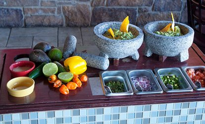 image for <strong>Mexican</strong> Cuisine for Two or Four at Laredo's <strong>Mexican</strong> Kitchen (Up to 48% Off)