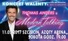 Thomas Anders & Modern Talking Band - Azoty Arena: Bilet na koncert Thomasa Andersa i Modern Talking Band za 109 zł w hali Azoty Arena (zamiast 159 zł)