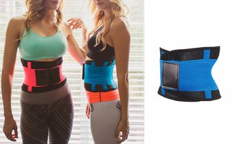 Stretch-and-Adjust Waist Shaper
