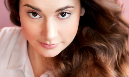 One or Three Microdermabrasion Treatment with Complimentary Beverages at Evans & Co (Up to 61% Off)