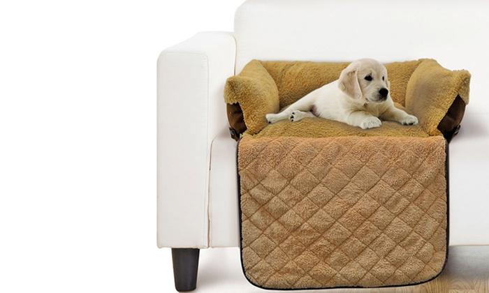 Cuccia da divano per animali groupon - Educare il cane a non salire sul divano ...