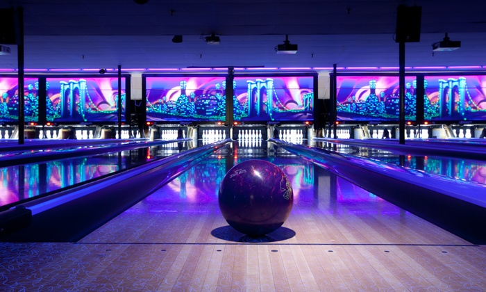 Quarters - Quarters: Boutique Bowling or Laser-Tag for Four or Six at Quarters (Up to 53% Off)
