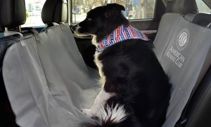 American Kennel Club Back Seat Cover: American Kennel Club Back Seat Cover