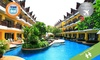 Your Travel Deal - Tambon Karon: Phuket: From $649 Per Person for a 7-Night Stay with Breakfast, Dinner and Flights at 4* Woraburi Phuket Resort & Spa