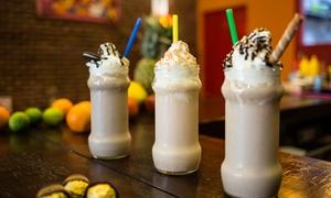 Keyaan's: Menú para 2 o 4 de comida dominicana con entrante, principal, postre y bebida, zumo o batido desde 14,95 € en Keyaan's