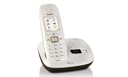 Teléfono inalámbrico Siemens Gigaset Dune con contestador automático