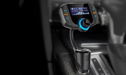Kit bluetooth per auto con display da 1,7″