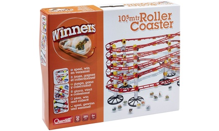 Quercetti Marble Roller Coaster