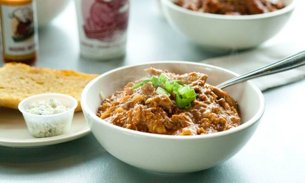 Gumbo and Creole Fare for Dinner at J. Gumbo's (50% Off)