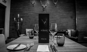 Arisaig: Three-Course Meal for Two or Four at Arisaig (36% Off)