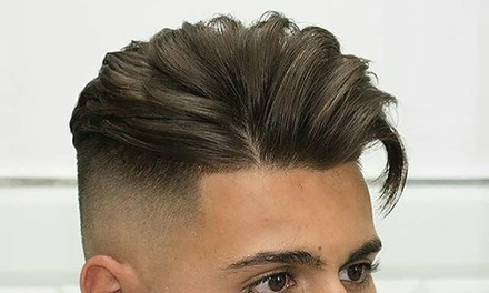Mens Style Cut ($15) with Optional Shampoo ($20) at Takapuna Family Barber and Hairdresser (Up to $30 Value)