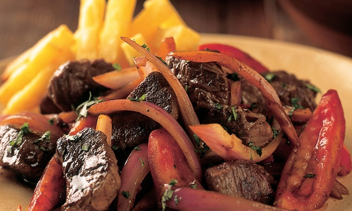 Cafe Cuzco - South Salt Lake City: Peruvian Fare at Cafe Cuzco (40% Off). Four Options Available.