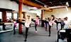 The Barre Code Detroit - 3 locations - Birmingham: Three or Five Barre Classes at Barre Bee Fit (39% Off)