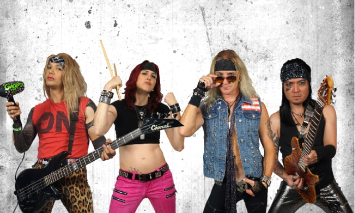 Metal Shop – The Greatest 80s Hair Metal Rock Band - House of Blues Dallas: Metal Shop – The Greatest 80s Hair Metal Rock Band on Saturday, March 12, at 8:30 p.m.