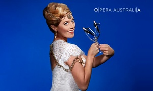 Two Weddings, One Bride: Two Weddings, One Bride: A Reserve Ticket for $79 at the Sydney Opera House, 29 April - 18 May (Up to $99 Value)