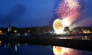 Glenarm Castle: DalriadaLIVE, The Furey's in Concert on 15 July at Glenarm Castle (Up to 32% Off)