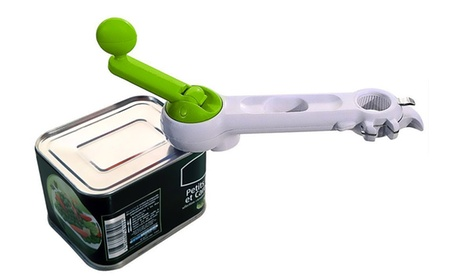 One or Two Multi-Function Can Openers