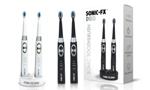 Sonic-FX Duo Electric Toothbrushes