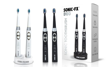 Sonic-FX Duo Electric Toothbrushes 2837547c-d91c-11e7-a6f7-00259069d868