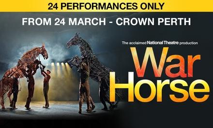War Horse, Crown Theatre Perth: Tickets .90, 24 March 12 April 2020