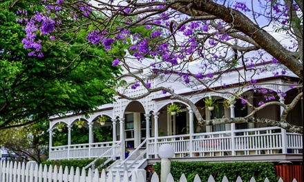 Scenic Rim: 2 or 3 Nights for Two with Breakfast, Afternoon Tea, Wine and Cheese Platter at Wiss House Bed & Breakfast