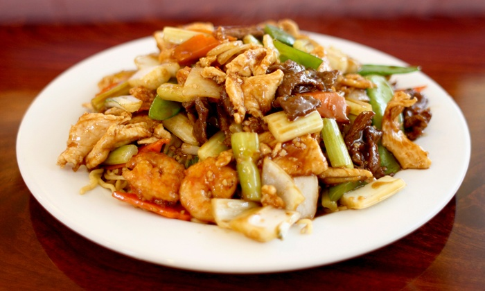 Pete's Wok - Picadome: $10 for $20 Worth of Pan-Asian Food at Pete's Wok