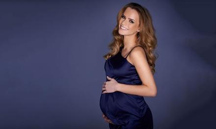 Séance de shooting photo grossesse pour femme enceinte à 19,90 € au studio Nos Belles Photos