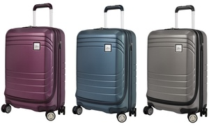 Skyway Astoria 20'' Hardside Carry-On Spinner Luggage