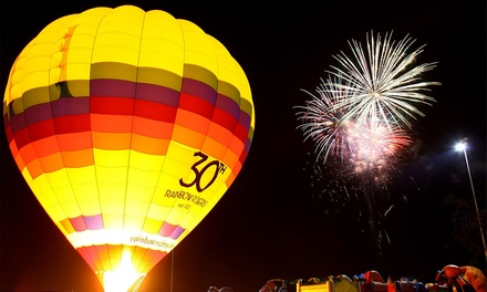 Balloon Spooktacular at Salt River Fields at Talking Stick on October 26-27, at 5 p.m.