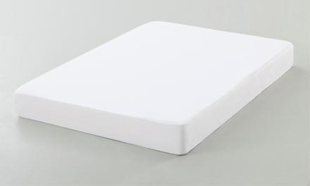 Protector de colchón impermeable y transpirable