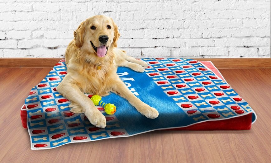 Up To 92 Off Custom Dog Blankets From Printerpix Usa Groupon