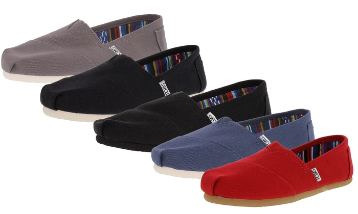 Off on Toms Women's Slip-On Shoes