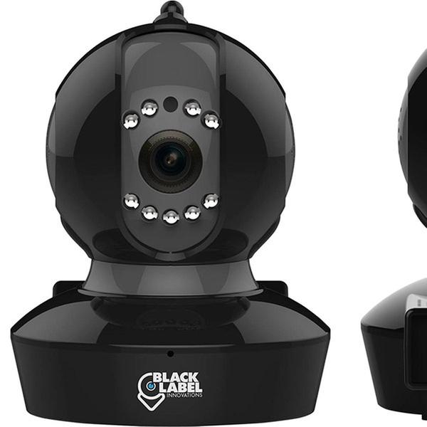 Black Label Cam Pro BL2605 Plug /& Play Full HD 1080P H.264 WiFi Camera w//Pan ...