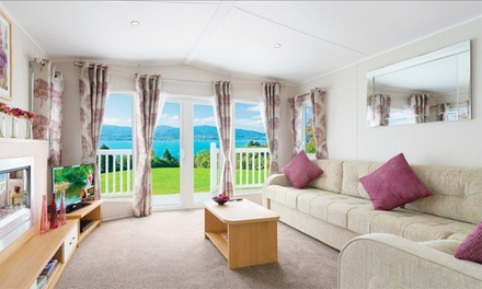 Southport, Cumbria or Northumberland: 24 Nights for Four at Riverside, Wild Rose or Percy Wood Holiday Park