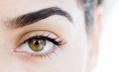 One or Two Eyebrow <strong>Waxing</strong> Sessions at Hairnovation Salon (Up to 53% Off)